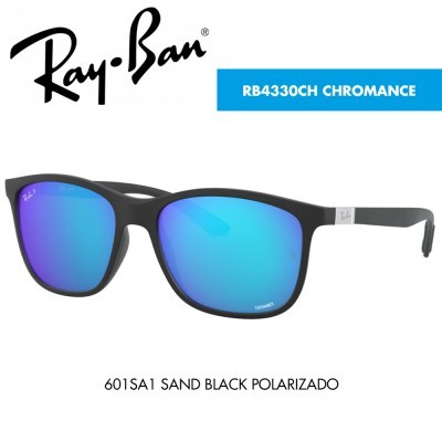 Óculos de sol Ray-Ban RB4330CH CHROMANCE