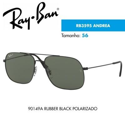 Óculos de sol Ray-Ban RB3595 ANDREA