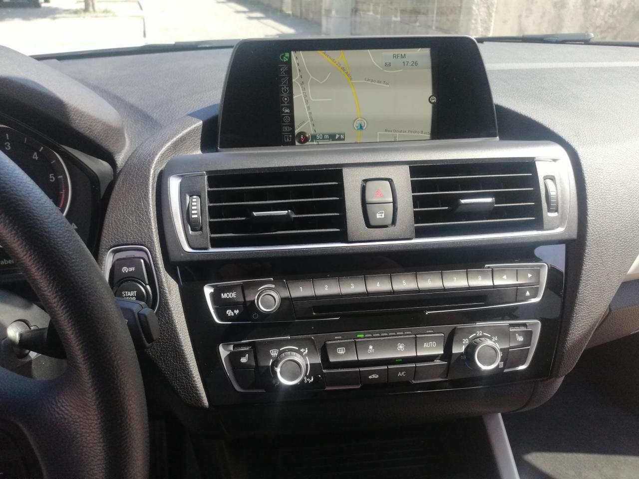 BMW 116d EFFICIENTE DYNAMICS