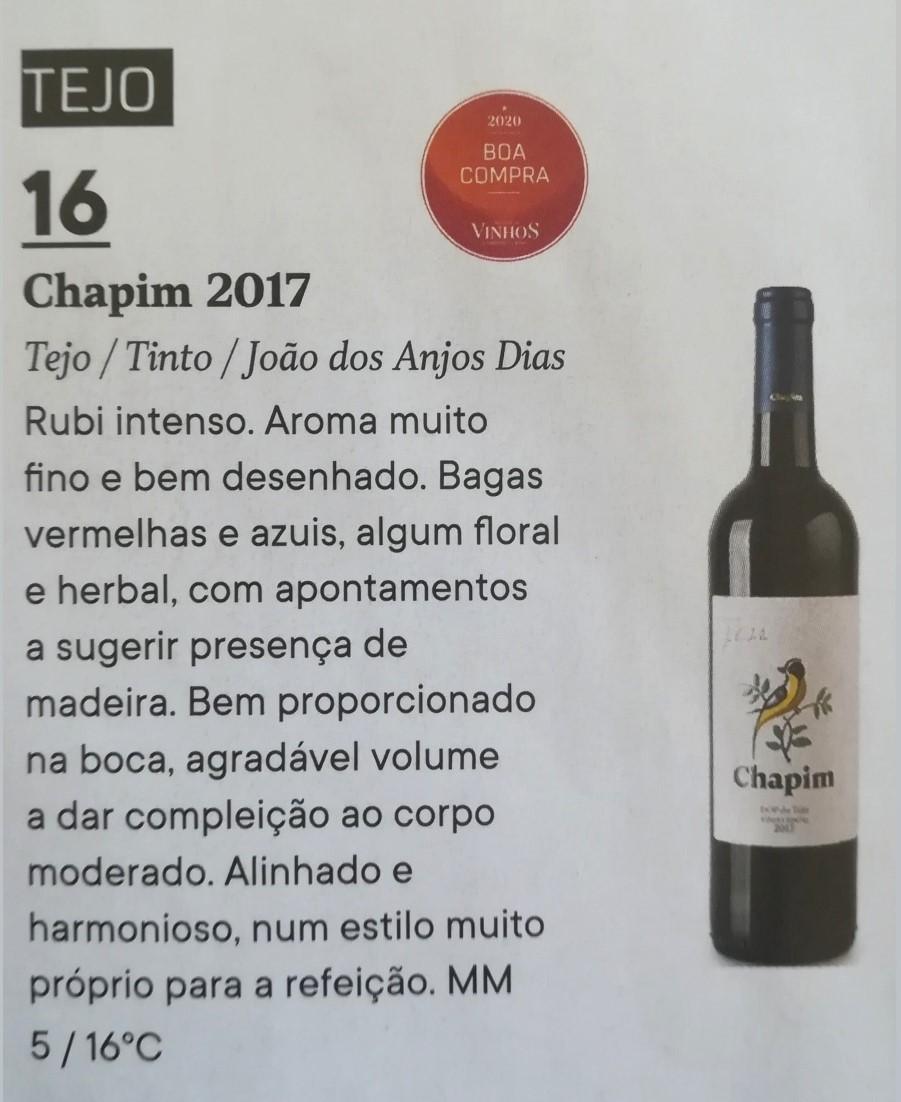 Chapim 2017