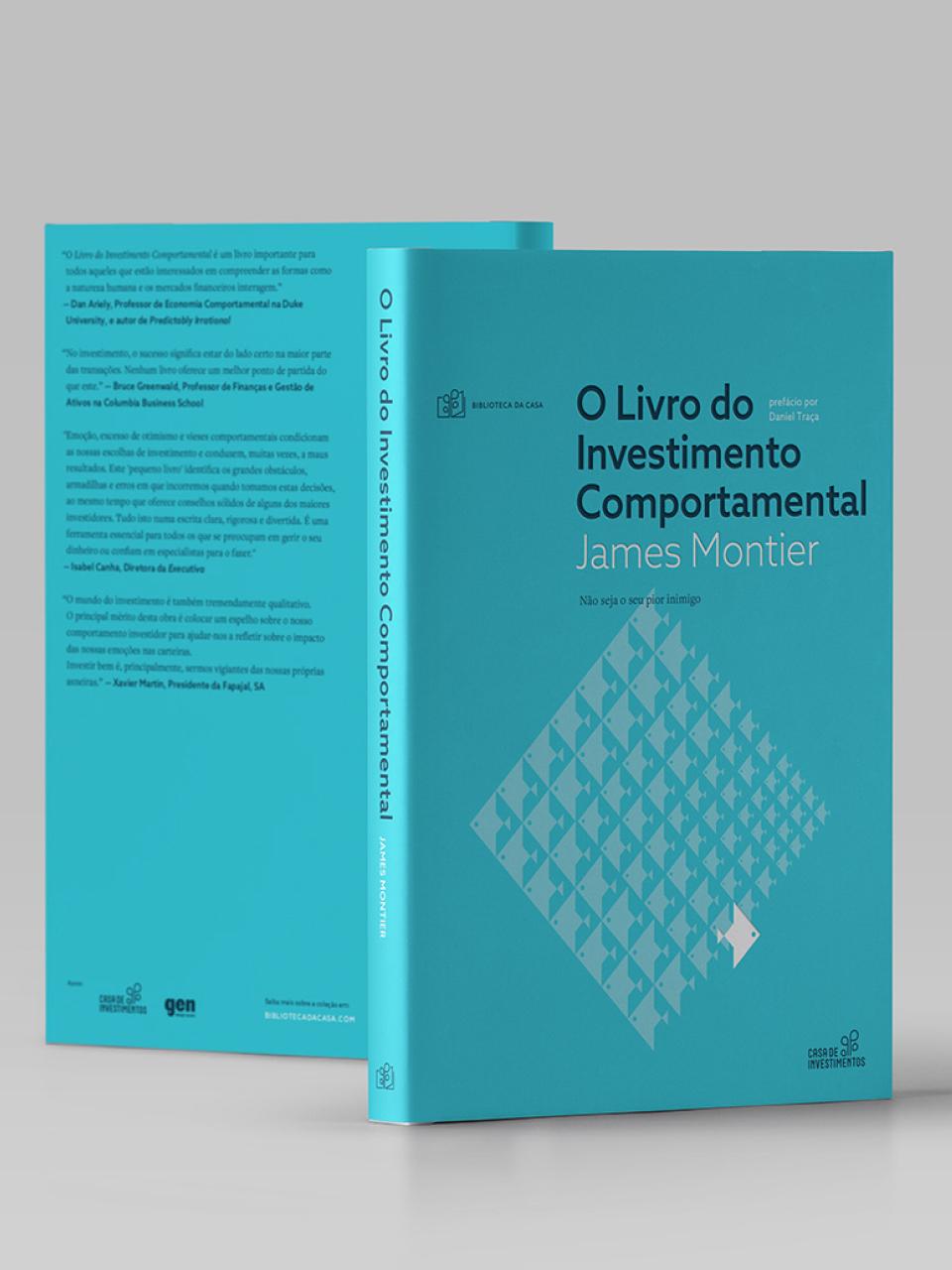O Livro do Investimento Comportamental | Campanha Pré-Lançamento: COMPRE UM E OFEREÇA OUTRO GRÁTIS