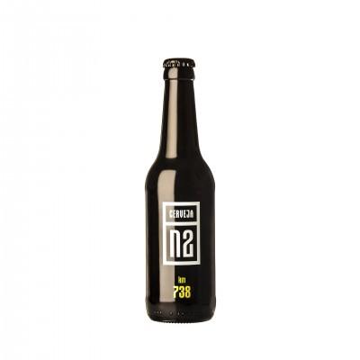 Cerveja artesanal N2 Km 738 (pack de 6 garrafas)
