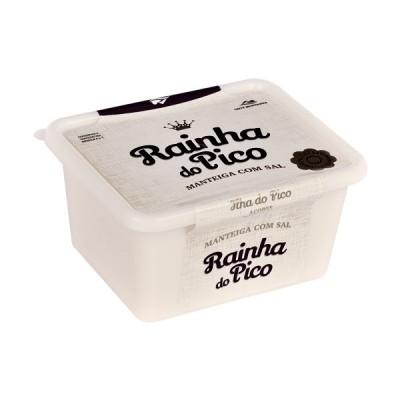 Manteiga com Sal Artesanal Rainha do Pico