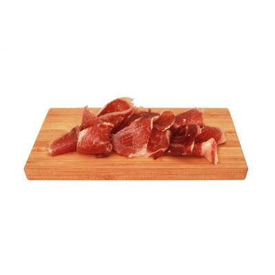 Presunto de porco preto alentejano alimentado a bolota