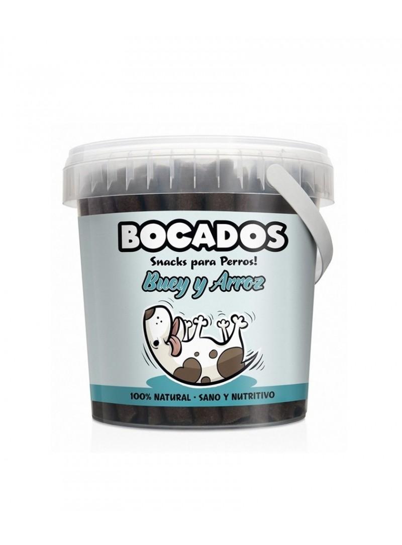 BOCADOS BEEF & RICE 300GR