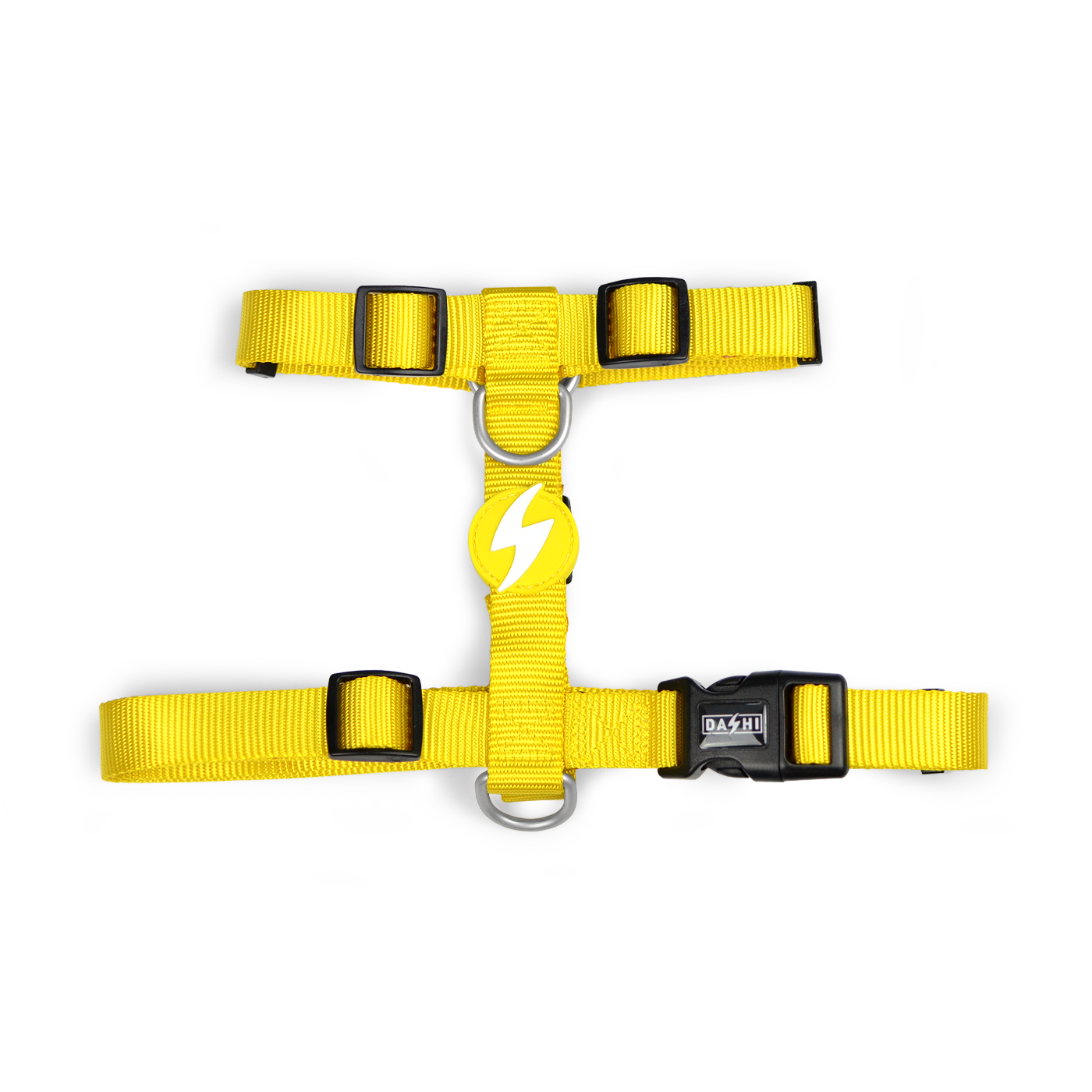 BACK HARNESS SOLID YELLOW
