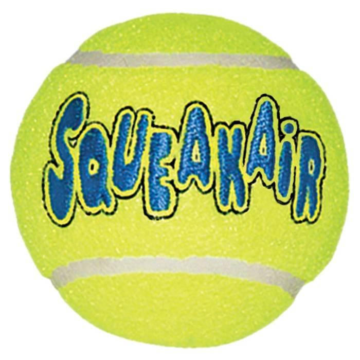 Kong Air Squeaker Tennis Ball