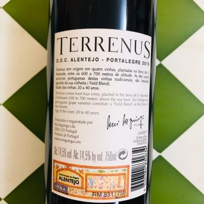 Terrenus Tinto