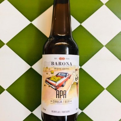 Barona Apa