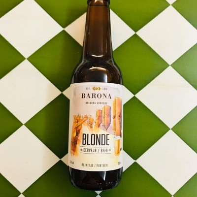 Barona blonde