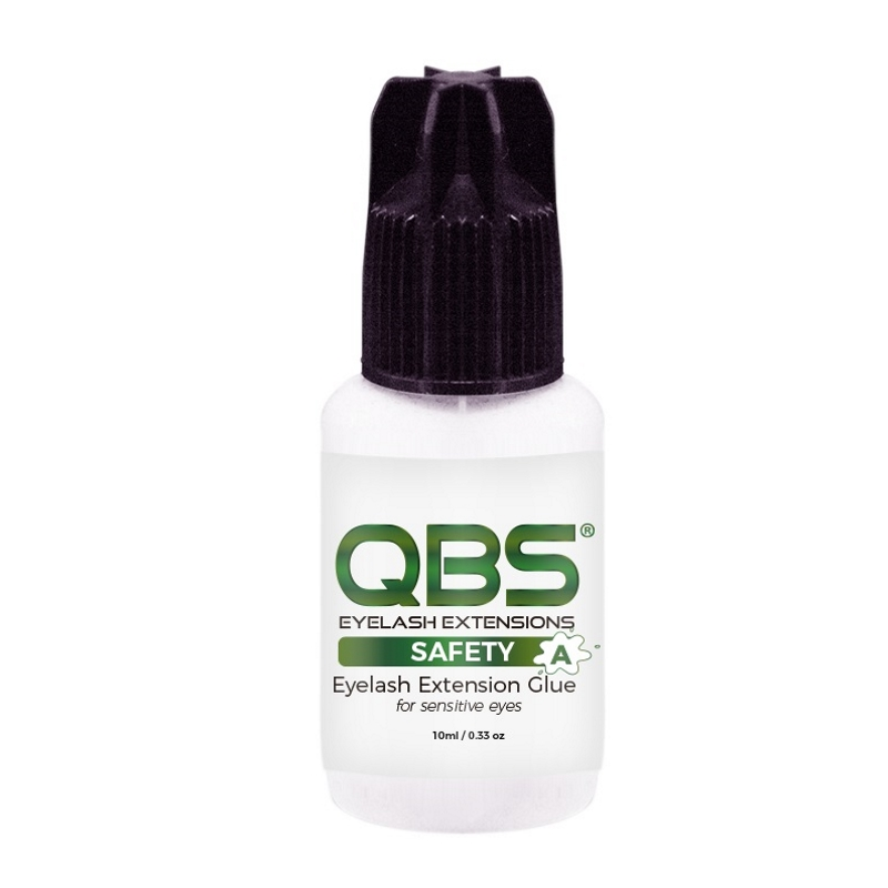 QBS eyelash extension glue Safety 3gr