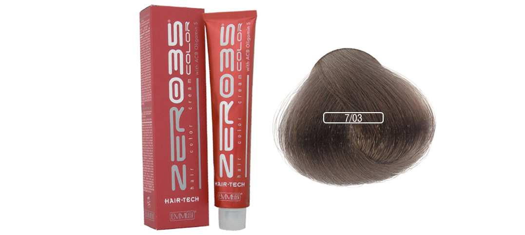 Emmebi - TINTA HAIR-TECH 100ML 7/03
