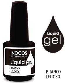 Liquid Gel Inocos - Branco Leitoso