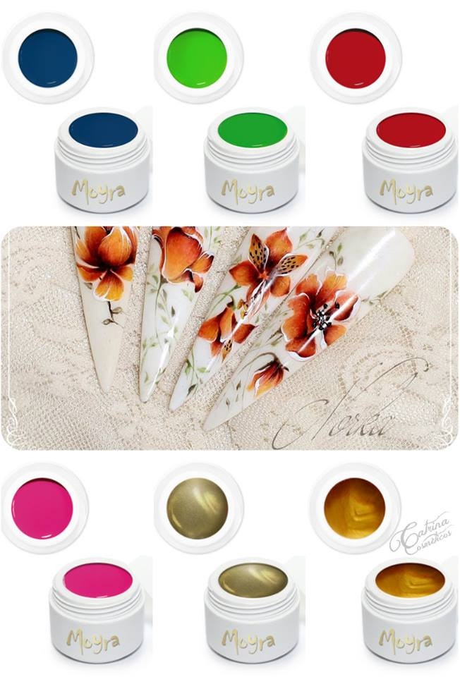 Paint Gel Moyra