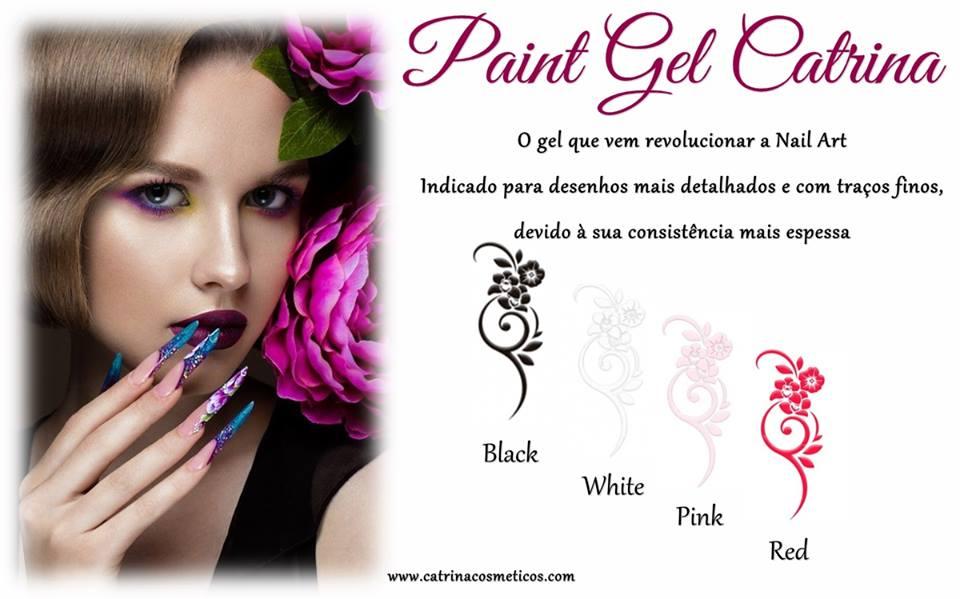 Paint Gel Catrina