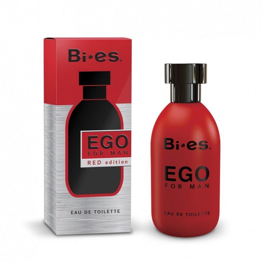 Perfume Ego Red