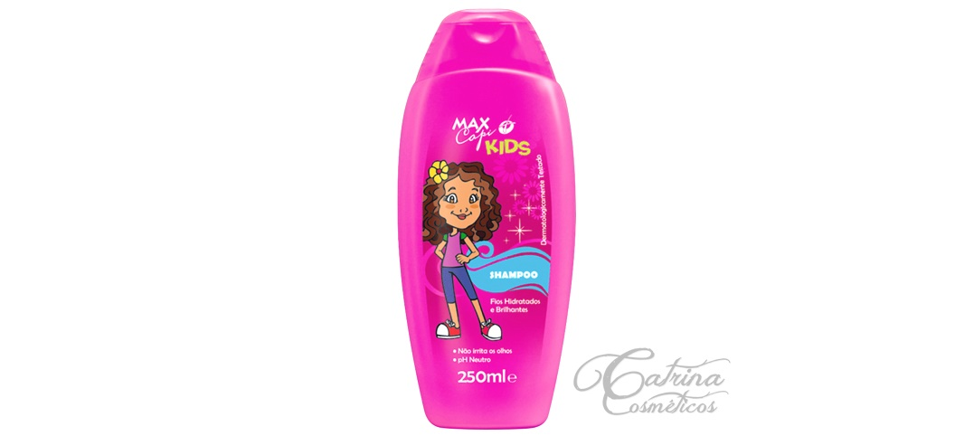 Max Capi - Shampoo Kids