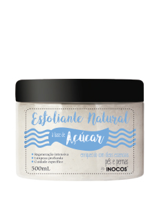 Esfoliante Natural à Base De Açúcar