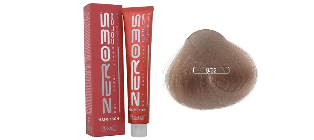 Emmebi - TINTA HAIR-TECH 100ML 9/32