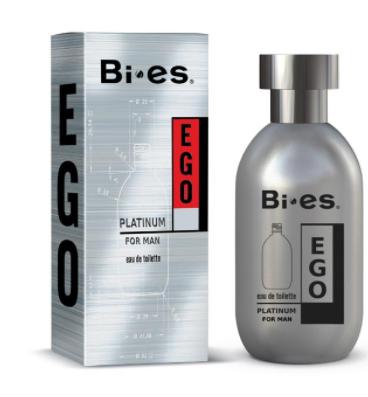 Perfume Ego Platinum