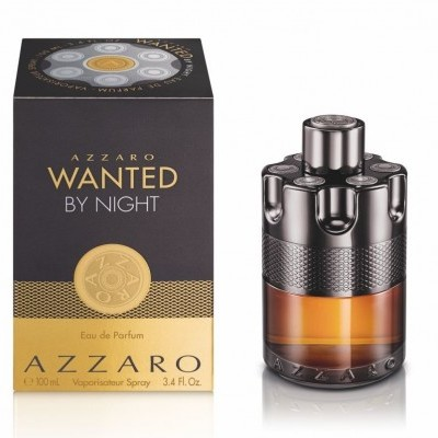 Azzaro Wanted by Night Edt 100ml