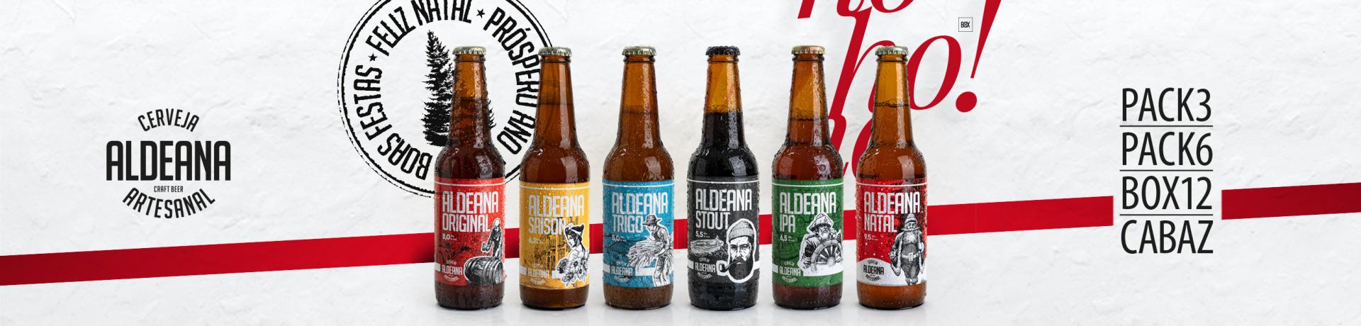 Cerveja Aldeana