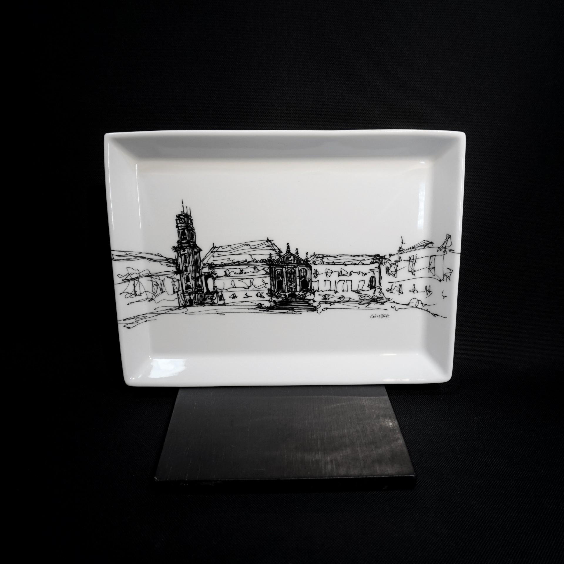 Coimbra Collection, Universidade - Tabuleiro rectangular