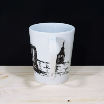 Évora Collection, Templo Romano - Caneca