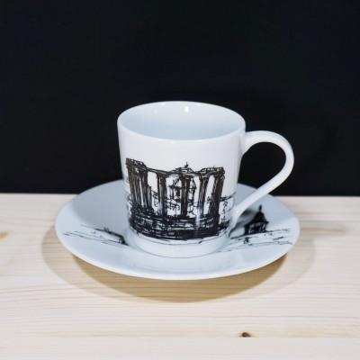 Évora Collection, Templo Romano - Chávena de café