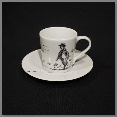 Fernando Pessoa #2 - Chavena de café