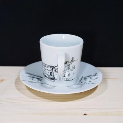 Coimbra Collection, Universidade - Chávena de café