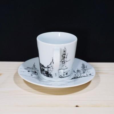 Porto Collection, Av. dos Aliados - Chávena de café