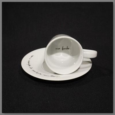 Fernando Pessoa #1 - Chávena de café