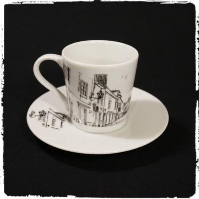 Igreja de São Pedro, Torres Vedras - Chávena de café