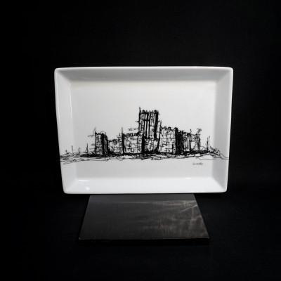 Guimarães Collection, Castelo - Tabuleiro rectangular