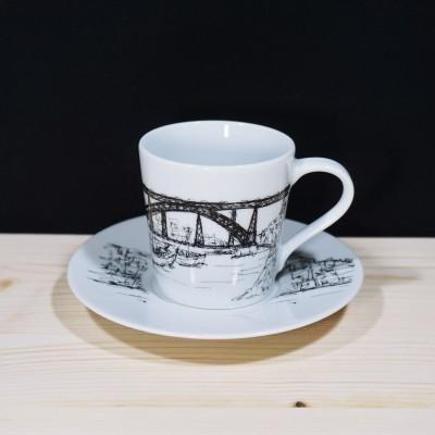 Porto Collection, Ponte D. Luís I - Chávena de café