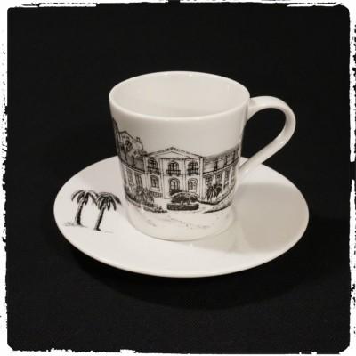 Termas do Cucos, Torres Vedras - Chávena de café