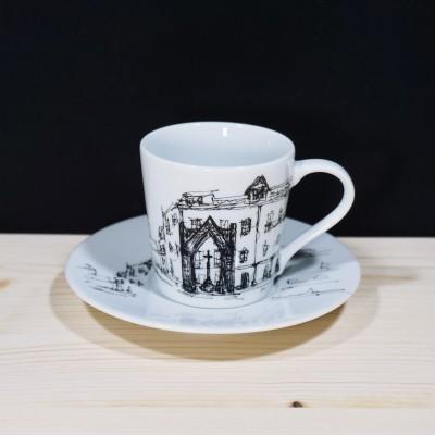 Guimarães Collection, Padrão do Salado - Chávena de café
