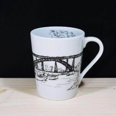 Porto Collection, Ponte D. Luís I - Caneca