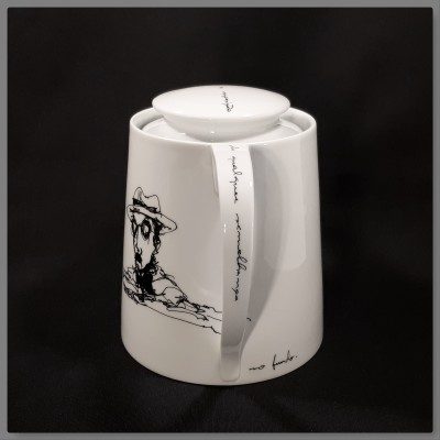 Fernando Pessoa #1 - Bule grande (1300ml)