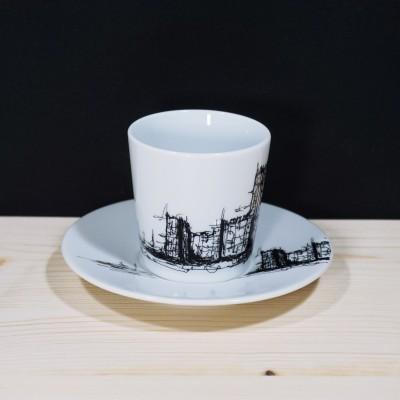 Guimarães Collection, Castelo - Chávena de café