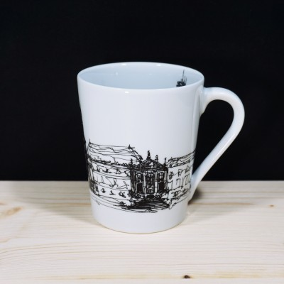 Coimbra Collection, Universidade - Caneca