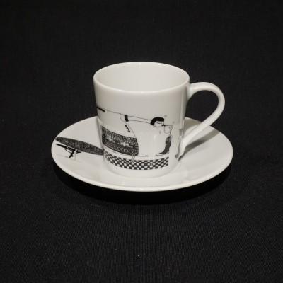 O Beijo - Chávena de café