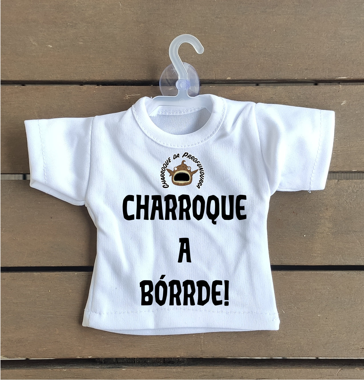 T-shirt Carro - Charroque