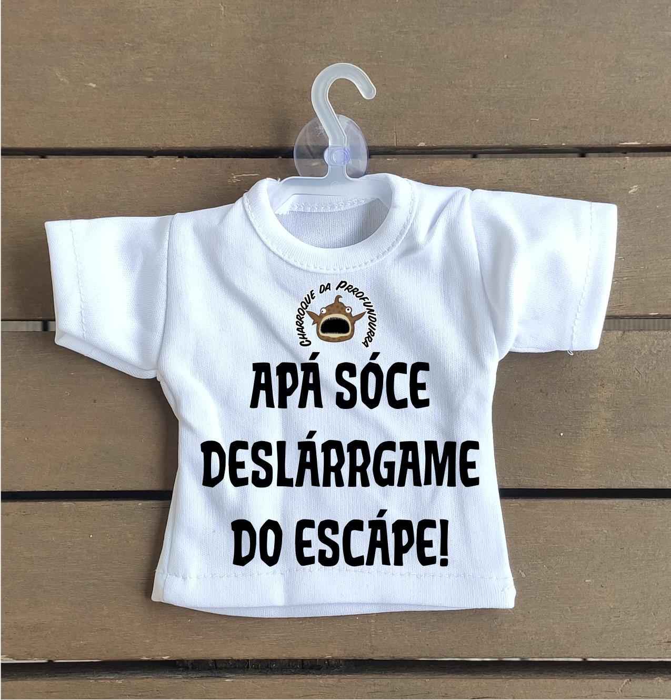 T-shirt Carro - Escápe