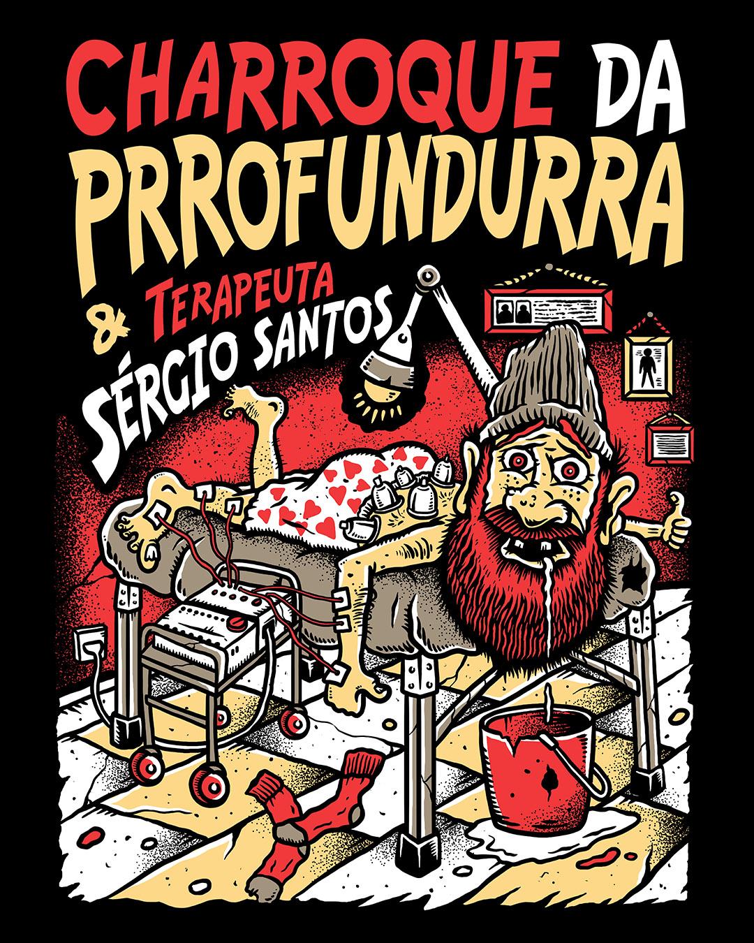 Terapeuta Sérgio Santos