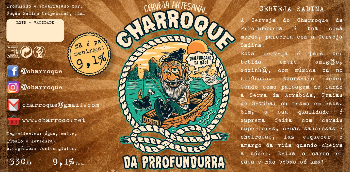 Cerveja do Charroque