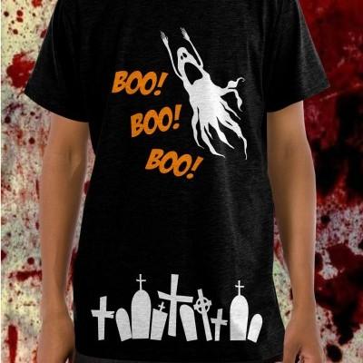 Boo! Boo! Boo!