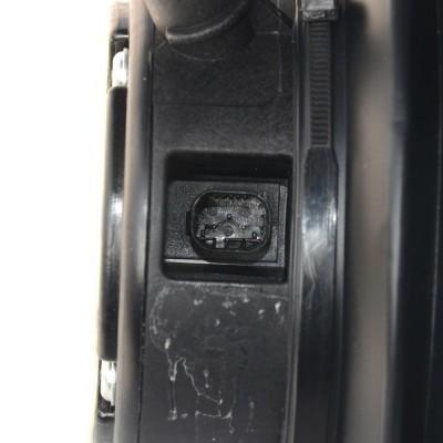 Balão Pneumático Traseiro Esquerdo Mercedes-Benz Classe E 2002-2009 (S211), Classe E 2002-2009 (W211), CLS (W219) - 3 Pinos