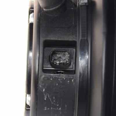 Balão Pneumático Traseiro Direito Mercedes-Benz Classe E 2002-2009 (S211), Classe E 2002-2009 (W211), CLS (W219) - 3 Pinos